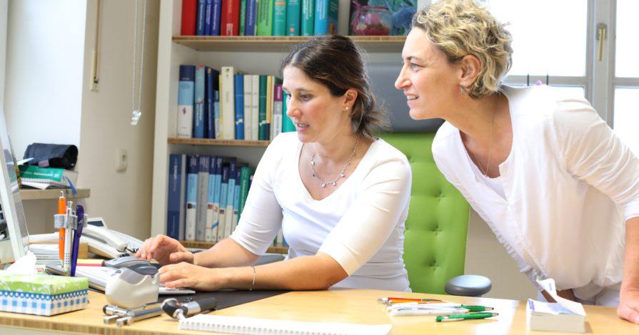 Dr. med. Karola Weiglein und Marika Winkelmayer Gemeinschaftspraxis Soyen